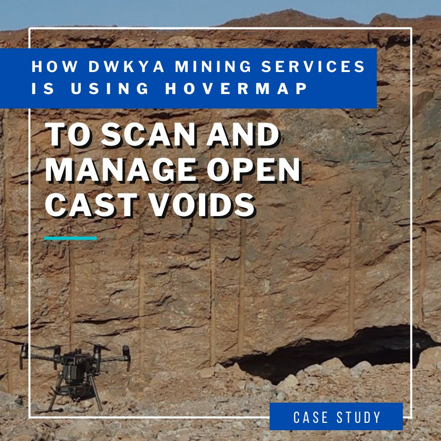 How Dwyka Mining Services is Using Hovermap